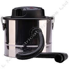 15l ash vacuum fireplace wood burner vacuum cleaner dirt vac