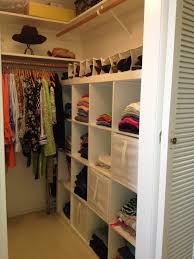 bedroom fascinating walk in closet for small bedroom with white