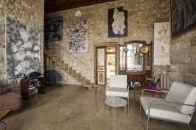 nadim karam u0027s home restoration in daroun harissa lebanon wsj