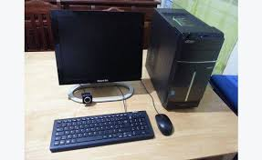 pc bureau acer aspire pc bureau acer tc 605 annonce informatique martinique