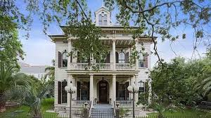 new orleans home plans historic house new orleans garden district historic house