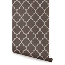 Peal And Stick Wall Paper Moroccan Wallpaper Peel And Stick