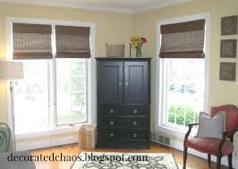 woven blinds home depot bamboo outdoor patio shades and porch