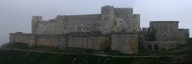Krak Des Chevaliers by Travelling Backflip Syria