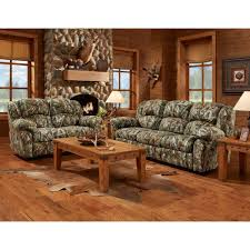 amazon com cambridge camo double reclining sofas kitchen u0026 dining