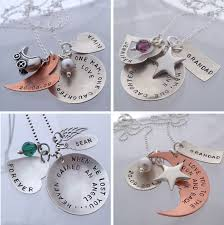 Design Your Own Necklace Personalised Treasures New Range Of U0027design Your Own Charm Necklace U0027