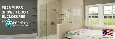 the original frameless shower doors floor u0026 decor