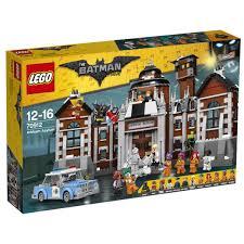 the lego batman movie arkham asylum 70912 toys