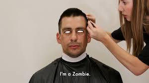 zombie hair cut