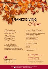 marriott curaçao offering a tremendous thanksgiving experience