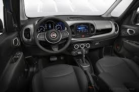fiat freemont interior 2018 fiat 500l model year changes fiat 500 usa