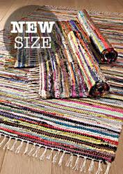 Multi Coloured Rug Uk Multi Colour Rag Rugs U003e Home Furnishings U003e Namaste Fair Trade
