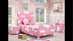 pink bed cover for single bed little girls bedroom design youtube
