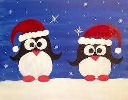 best 10 christmas canvas paintings ideas on pinterest christmas