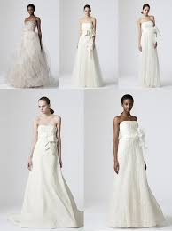 Wedding Dresses Vera Wang 2010 Oui We Do Vera Wang Of Course