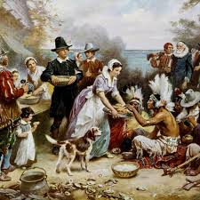 what did the pilgrims eat on thanksgiving and 7 more fascinating