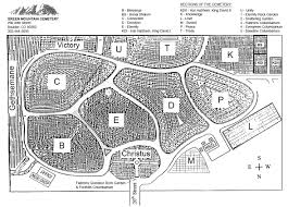 Har Map Boulder Genealogical Society Cemeteries Green Mountain
