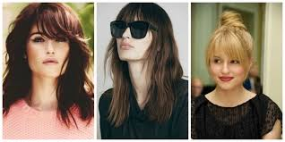 bangs make you look younger try this bang haircuts that make you look younger full bangs