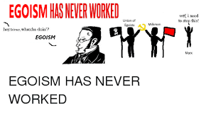 Whatcha Doin Meme - egoism has never worked union of egoists hey stirner whatcha doin