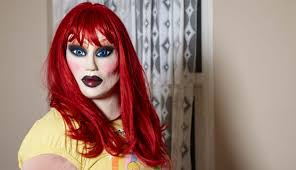Grown Men Dressing As Living Dolls Creepy Or Courageous