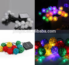 solar led xmas lights solar led string lights christmas trees decorated wedding table