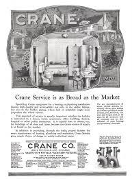crane plumbing fixtures advertisement gallery