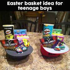 Easter Gift Baskets For Adults Best 25 Easter Baskets Ideas On Pinterest Easter Ideas Easter