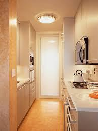 Narrow Kitchen Design Ideas Kitchen Appealing Narrow Galley Kitchen Designs 58 With