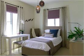 Modern Bedroom Curtain Ideas For Home Interior Design With Modern - Curtain design for home interiors