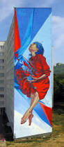 6117 best street art images on pinterest urban art street art polish artists sainer and bezt better known as etam cru recently painted another fantastic mural on the streets of richmond for the local richmond mural