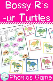 r controlled vowels game phonics worksheets and students
