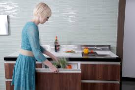 Micro Kitchen Design Live Large In Small Spaces With Ge S New Micro Kitchen Concepts