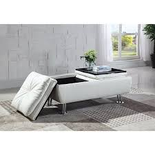 best 25 white leather ottoman ideas on pinterest living room