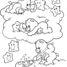 free printable care bear coloring pages kids coloring pages