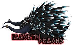 immortal demonz sign dragons train