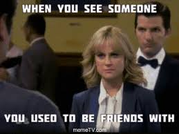 Parks And Rec Meme - parks and recreation television gif find share on giphy
