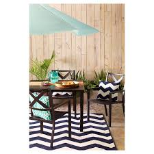 Turquoise Patio Chairs Afton 4pk X Back Stack Patio Chair Black Threshold U0026 153 Ebay