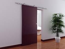 Ceiling Mount Door Track by Door Modern Barn Door Hardware Review And Instructions Ceiling