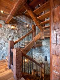 Banister Research Rustic Banister Houzz
