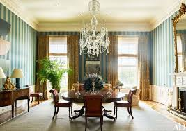Best Dining Room 36 Of The Best Dining Rooms Of 2016 Photos Architectural Digest
