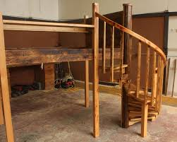 loft bed of reclaimed fir by john blunt lumberjocks com