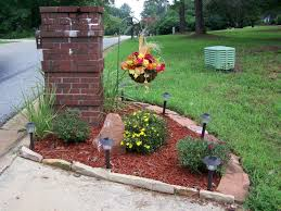 Mailbox Flower Bed Brick Mailbox Photos U2013 Awesome House Brick Mailbox Designs