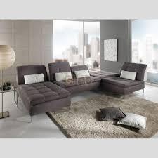 canapé cuir contemporain design canapés et literie meubles elmo