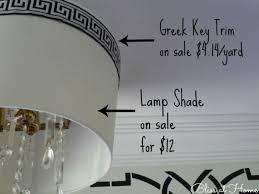 Drum Shade Ceiling Light Fixtures Remodelaholic Diy Drum Shade Chandelier