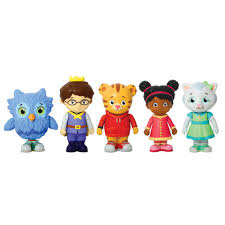 daniel tiger figure multipack toys