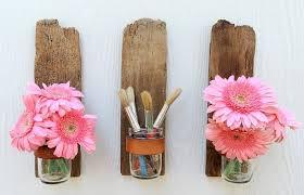 wood crafts decor 15 fabulous diy projects decor lovedecor