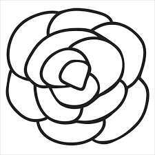 rose pattern template images reverse search