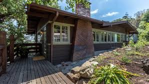 Craftsman Cabin Craftsman Homes For Sale In Los Angeles Take Sunset
