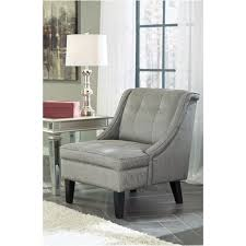 Ashley Furniture Accent Chairs 9260260 Ashley Furniture Gilman Accent Chair In Pewter