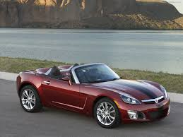 2009 saturn sky red line related infomation specifications weili
